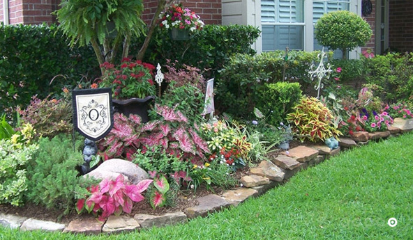 Aldridge bros landscaping inc jacksonville for Garden design jacksonville fl